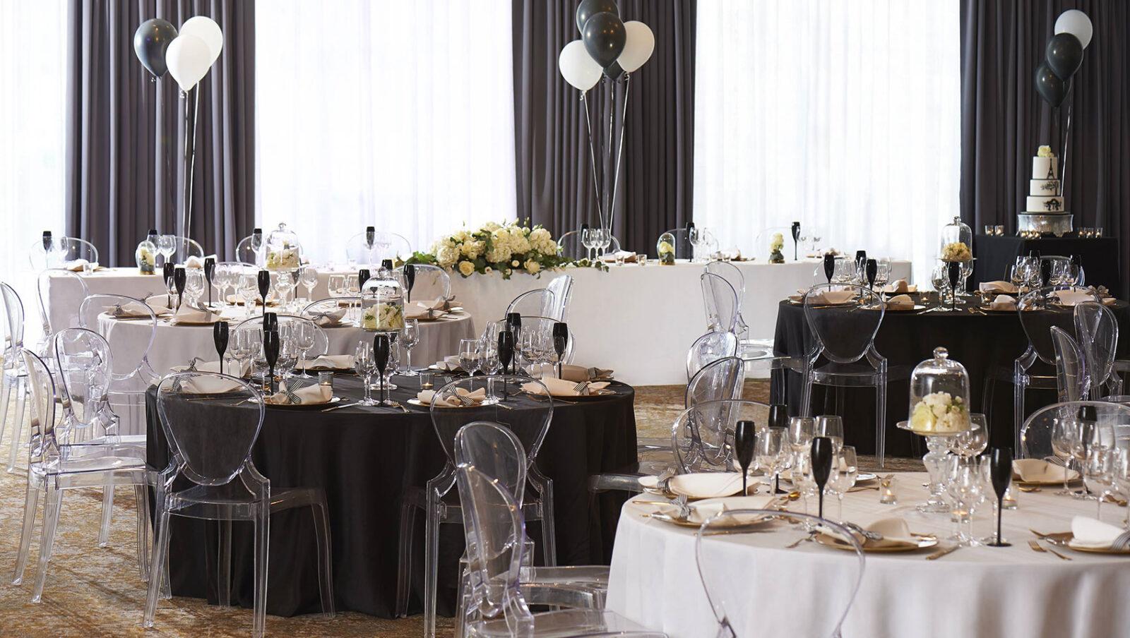 Kimpton Charlotte Square Wedding Space