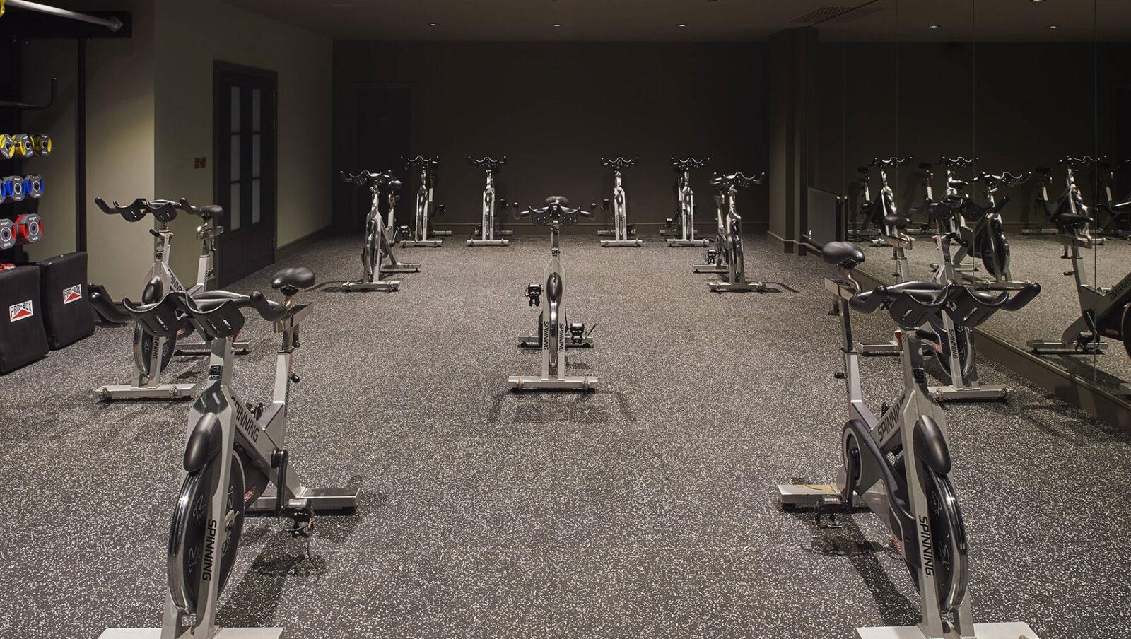 Kimpton Charlotte Square Workout Studio
