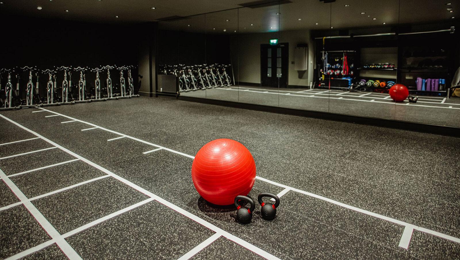 Kimpton Charlotte Square Fitness Center